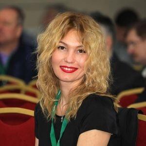 Оксана Харитонова